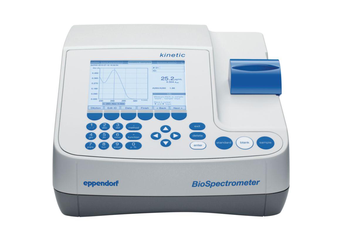 Biospectrómetro Kinetic Image