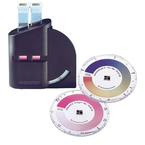 Kit Colorimétrico para Alcalinidad del Agua Image
