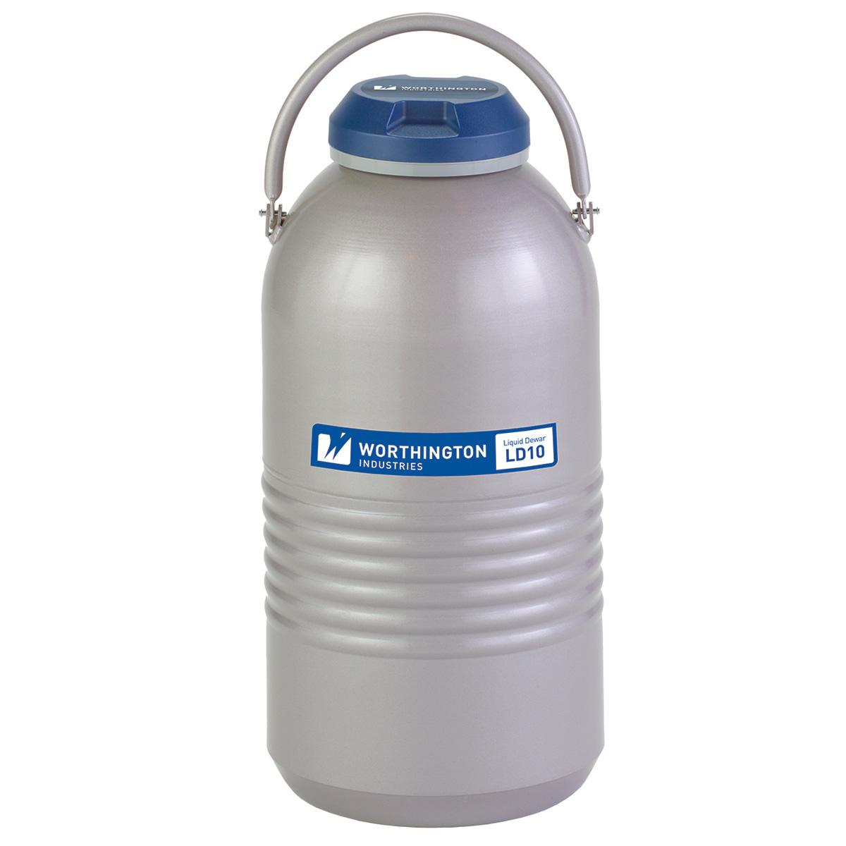 Tanque Dewar de Almacenamiento para Nitrógeno Líquido Image