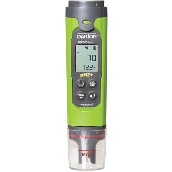 Medidores de bolsillo Oakton® pH2+ Image