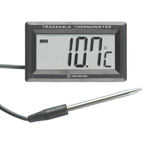 Termómetro Digital con Sonda Remota y Calibración Image
