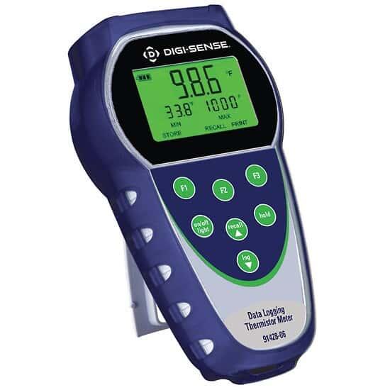 Termómetro Termistor Registrador de Datos (Datalogger) Image