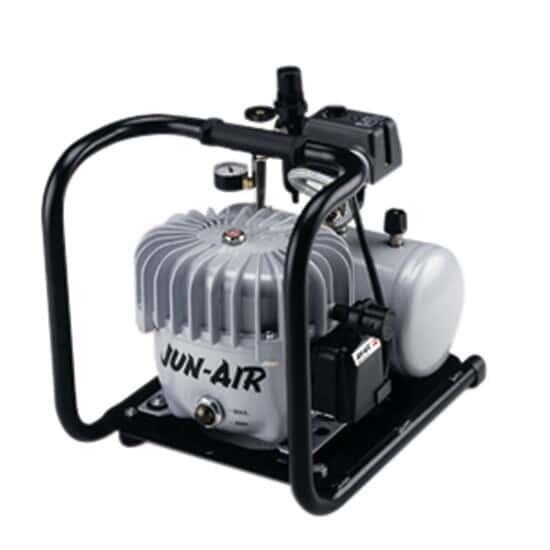 Compresor de aire, lubricado con aceite Image