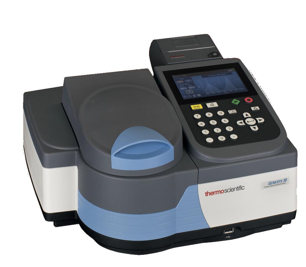 Espectrofotometría UV/Vis Image