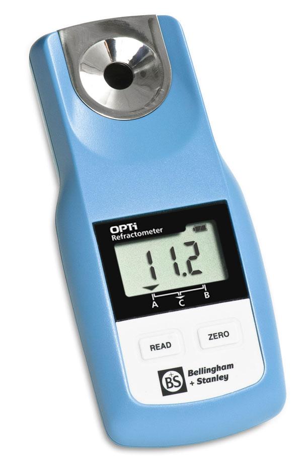 Refractómetros portátiles OPTI+ Image