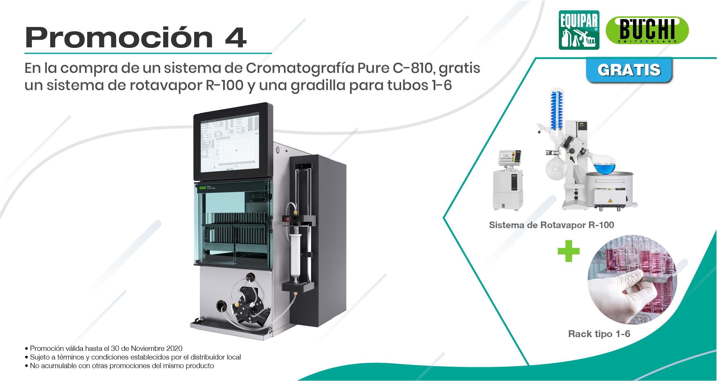 Cromatógrafo Pure C-810 Image